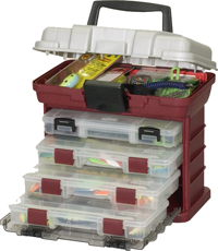 However this tackle box can hold 4 utility boxes and you often can put an additional box in the top compartment. Order at Amazon.com  sc 1 st  BrickEngineer & Storing your LEGO Collection | BrickEngineer: LEGO Design