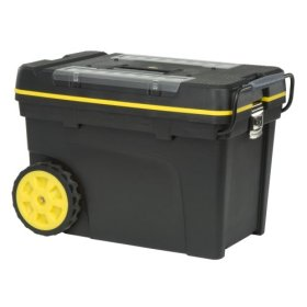 The Tool Chest Has A Handle And Wheels, Which Makes For Easy  Transportation. Order From Amazon.com Here.