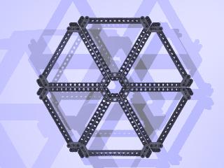 LEGO Hexagons | BrickEngineer: LEGO Design